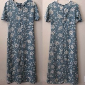 Laura Ashley Vintage Floral Dress